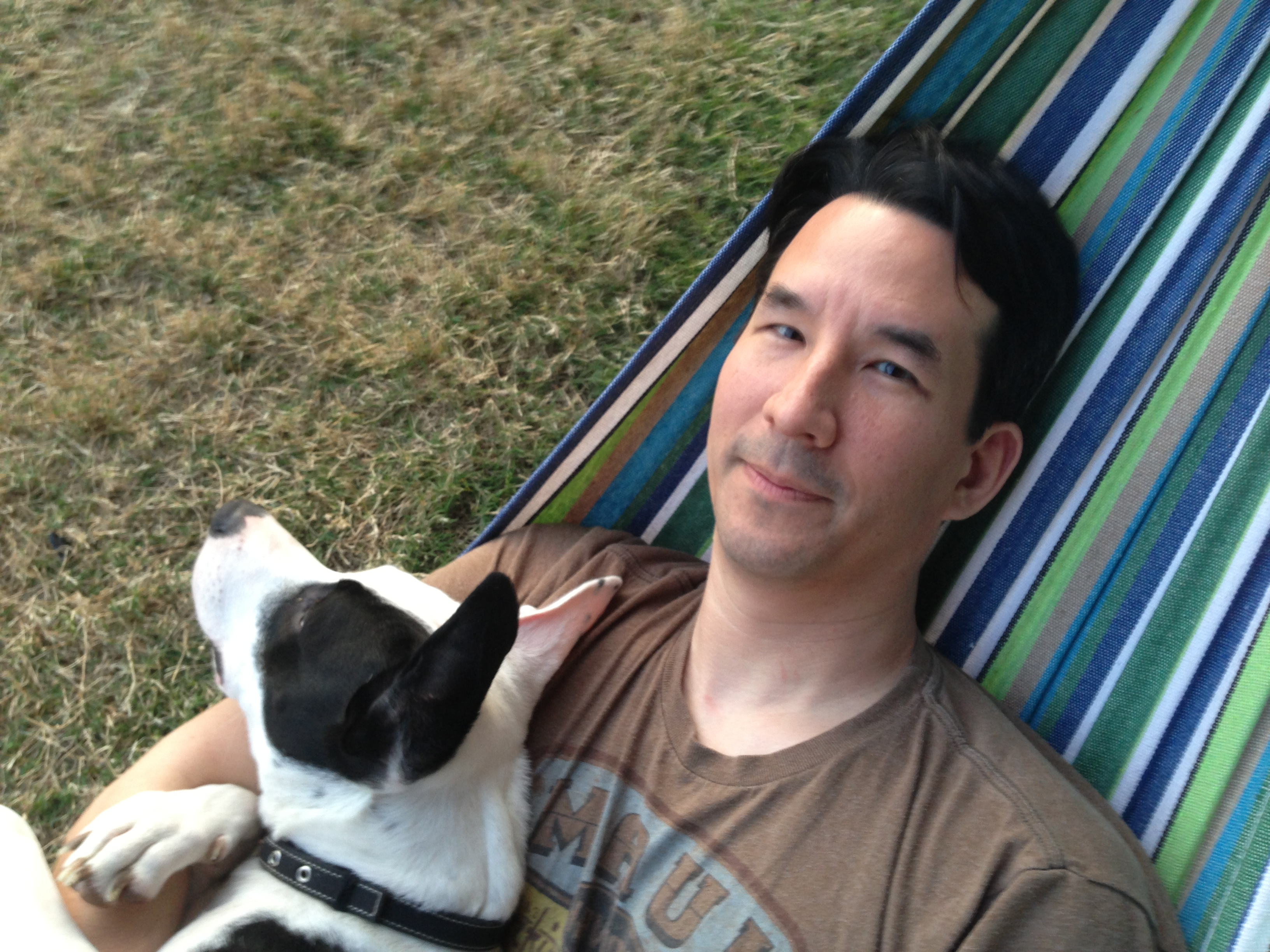 level enjoying than my hammock deeper is gallery imgur hammocks much comment dog a me this on